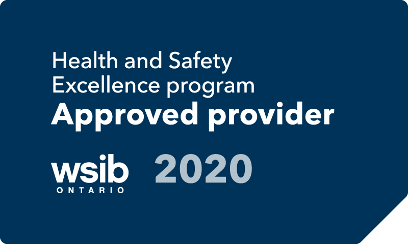 Aceis Group WSIB Excellence Program Approved Provider